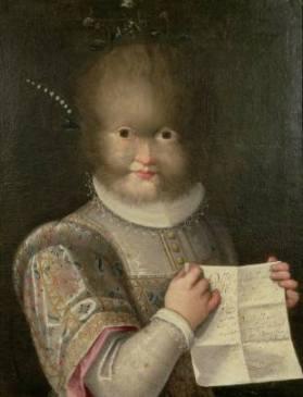 Lavinia Fontana, Antonietta Gonzales (1595)